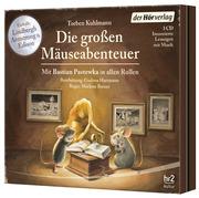 Die großen Mäuse-Abenteuer - Cover