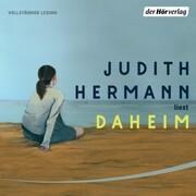 Daheim - Cover