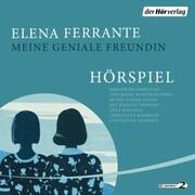 Meine geniale Freundin - Das Hörspiel - Cover