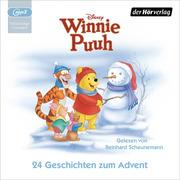 Winnie Puuh - 24 Geschichten zum Advent
