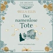 Der namenlose Tote (Die Brontë-Schwestern 2) - Cover