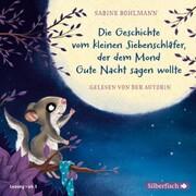 Der kleine Siebenschläfer: Die Geschichte vom kleinen Siebenschläfer, der dem Mond Gute Nacht sagen wollte - Cover