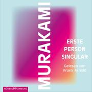 Erste Person Singular - Cover