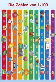 Mein Lernposter - Die Zahlen von 1-100 - Cover