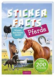 Stickerfacts Pferde