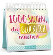 1000 Sachen, die glücklich machen - Cover