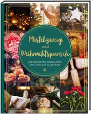 Mistelzweig und Weihnachtspunsch - Cover