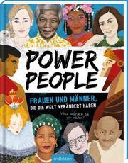 Power People - Frauen und Männer, die die Welt verändert haben - Cover