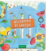 Willkommen im Garten - Cover