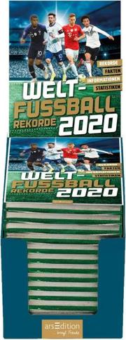 Display Welt-Fußball-Rekorde 2020