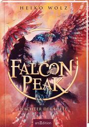 Falcon Peak - Wächter der Lüfte - Cover