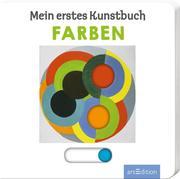Mein erstes Kunstbuch - Farben - Cover