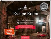 Escape Room. Das Geheimnis des Spielzeugmachers - Cover