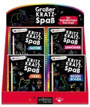 Display Kritzkratz-Spaß