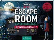 Escape Room. Die Weihnachtsfalle. Ein Gamebuch-Adventskalender für Kinder - Cover