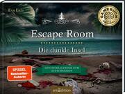 Escape Room. Die dunkle Insel. Ein Adventskalender - Cover