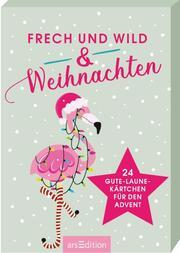 Frech & wild & Weihnachten