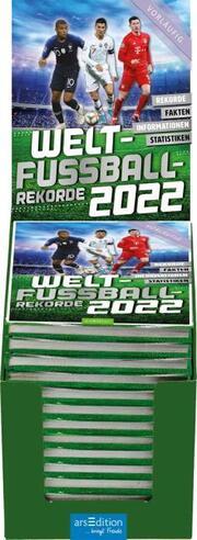 Display Welt-Fußball-Rekorde 2022