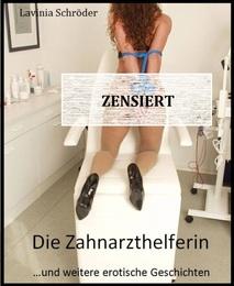 Die Zahnarzthelferin - Cover