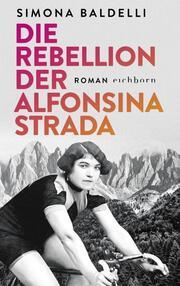 Die Rebellion der Alfonsina Strada - Cover
