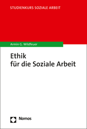 Ethik für die Soziale Arbeit - Cover