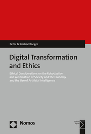 Digital Transformation and Ethics - Cover