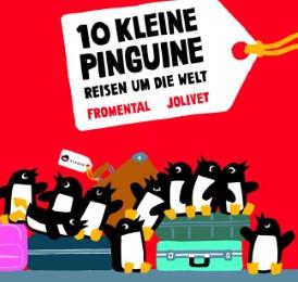 10 Kleine Pinguine reisen um die Welt