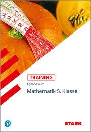 Training Gymnasium - Mathematik 5. Klasse - Cover