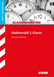 STARK Klassenarbeiten Haupt-/Mittelschule - Mathematik 5. Klasse - Cover