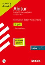 STARK Abiturprüfung Baden-Württemberg 2021 - Physik - Cover