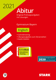 STARK Abiturprüfung Bayern 2021 - Englisch - Cover