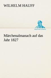 Märchenalmanach auf das Jahr 1827