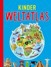 Kinderweltatlas - Cover