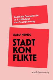 Stadtkonflikte - Cover