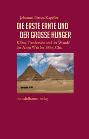 Die erste Ernte und der große Hunger - Cover