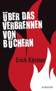 Über das Verbrennen von Büchern - Cover