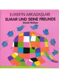 Elmar und die Freunde - Cover