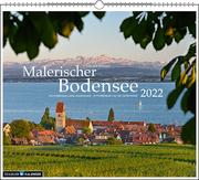 Malerischer Bodensee 2022 - Cover