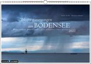 Wetterstimmungen am Bodensee 2022 - Cover