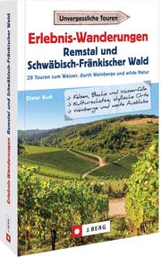 Erlebnis-Wanderungen Remstal und Schwäbisch-Fränkischer Wald - Cover