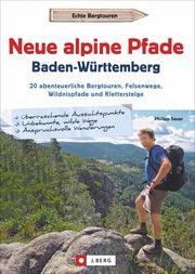 Neue alpine Pfade Baden-Württemberg - Cover