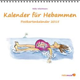 Kalender für Hebammen 2015
