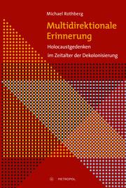 Multidirektionale Erinnerung - Cover