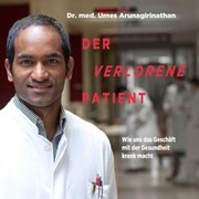 Der verlorene Patient - Cover