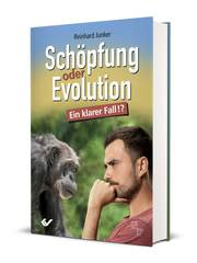 Schöpfung oder Evolution - Cover