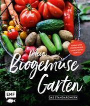 Mein Biogemüse-Garten - Cover