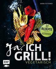 Ja, ich grill! - Vegetarisch - Cover