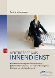 Vertriebspraxis Innendienst - Cover