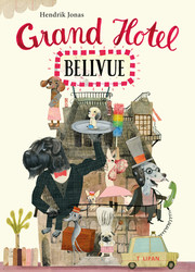 Grand Hotel Bellvue - Cover