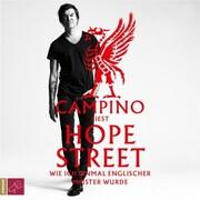 Hope Street - Wie ich einmal englischer Meister wurde (Ungekürzt) - Cover